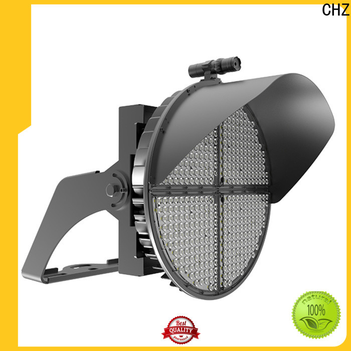 CHZ promotional outdoor stadium lighting directly sale for outdoor sports arenas