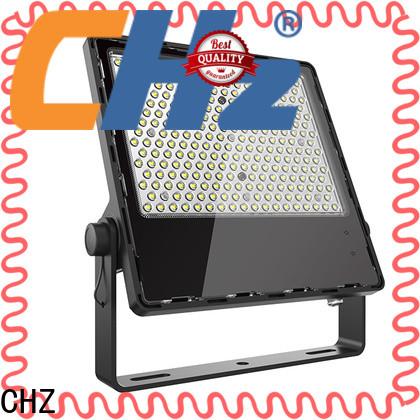 CHZ motion sensor flood lights best manufacturer for indoor and outdoor lighting
