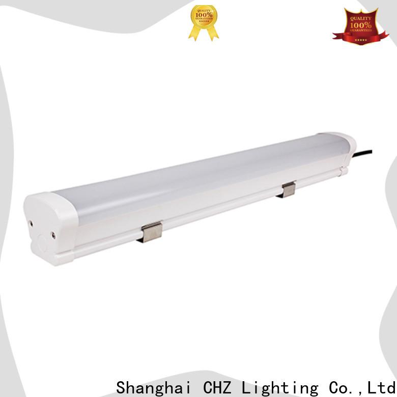 CHZ led bay lights supply for warehouses
