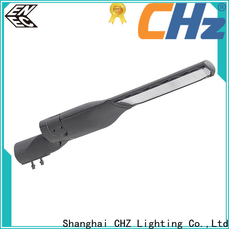 CHZ street lighting fixtures company for parking lots