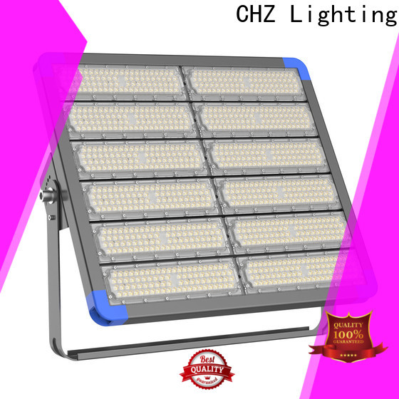CHZ playground lighting directly sale for stadiums