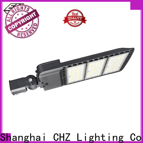 CHZ ENEC approved all in one street light series for parking lots
