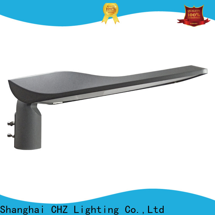 CHZ best led lighting fixtures supplier for residential areas for road