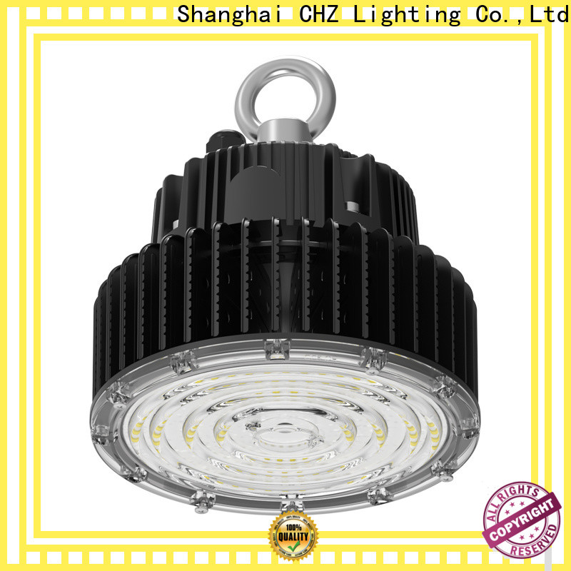 CHZ approved high bay led light factory direct supply for exhibition halls