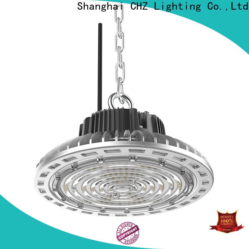 CHZ high bay led light fixtures company bulk production