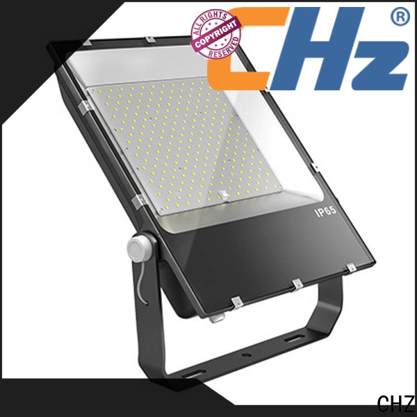 CHZ reliable led flood light series for sculpture