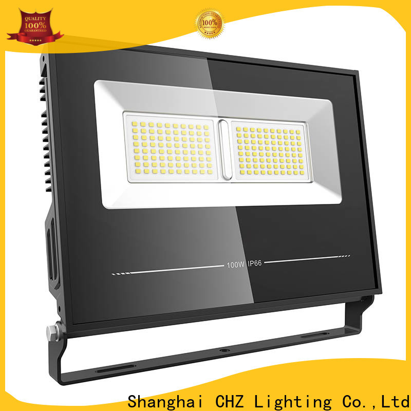 CHZ best led flood light supply for billboards park