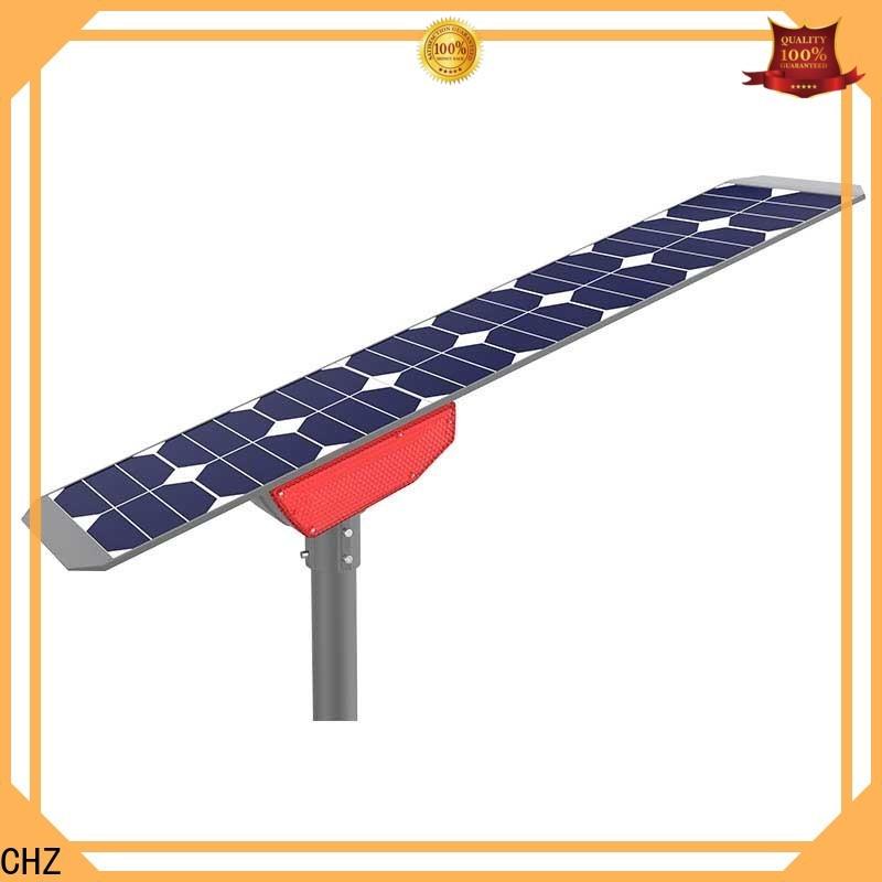 best value solar street light supplier for rural