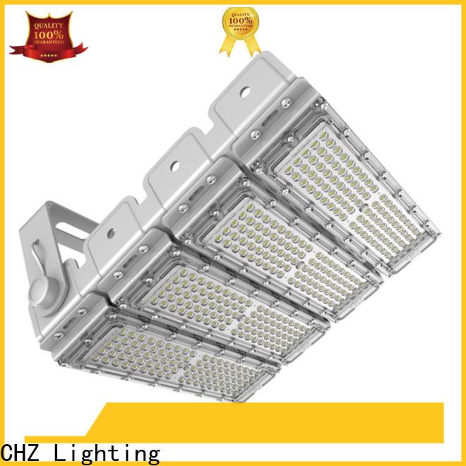 CHZ stable led flood lighting fixtures best manufacturer for promotion