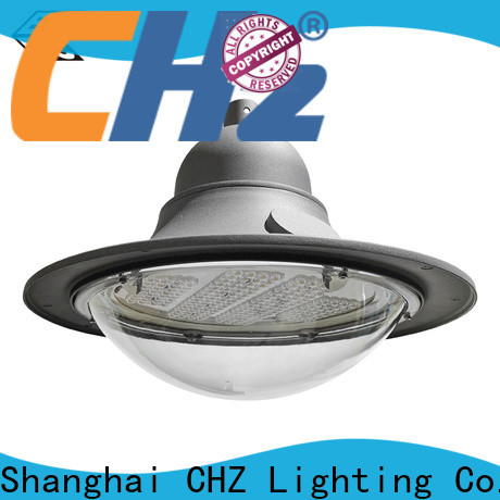 CHZ hot selling outdoor garden lights directly sale for parking lots