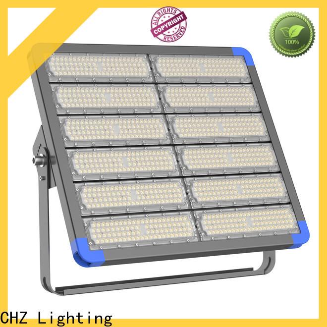 CHZ led sport lighting best manufacturer for roadway