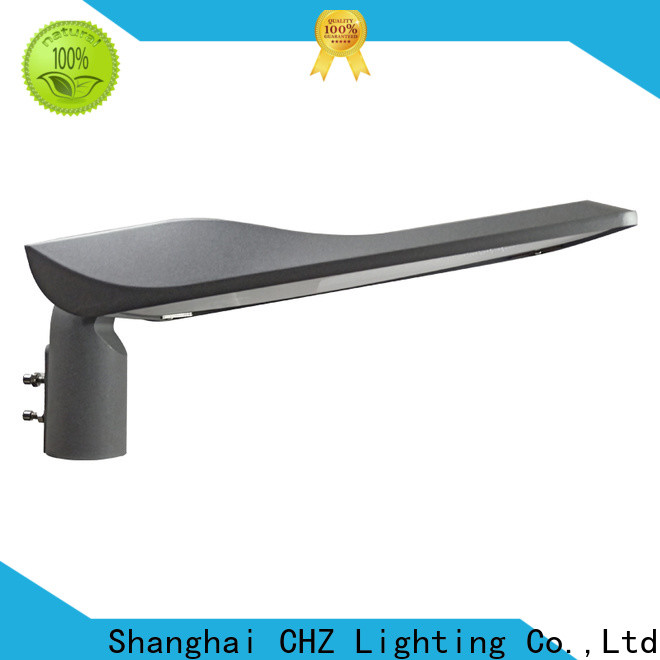 CHZ led road lights manufacturer for residential areas for road