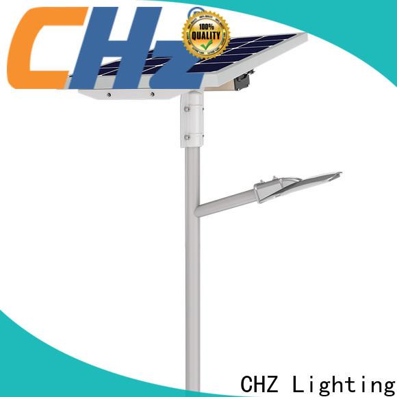 best value solar street light price list best manufacturer for park road