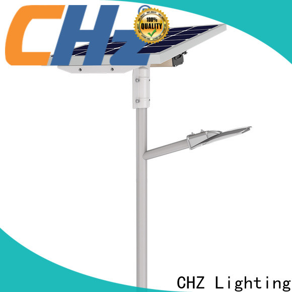 best value solar street light price list best manufacturer for park road