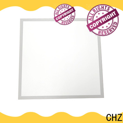 CHZ popular led flat panel light suppliers bulk production