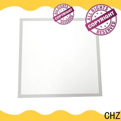 CHZ popular led flat panel light suppliers bulk production