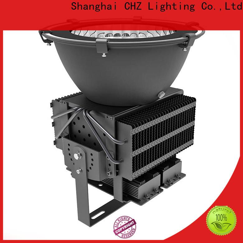 CHZ durable stadium lighting best manufacturer bulk production