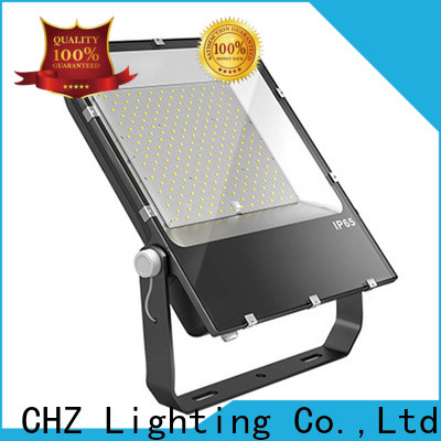 CHZ motion sensor flood lights suppliers for sculpture