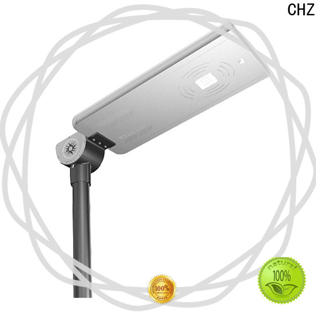 CHZ stable led street light solar powered best supplier bulk buy