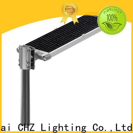 CHZ high-quality solar street lamp best supplier bulk buy
