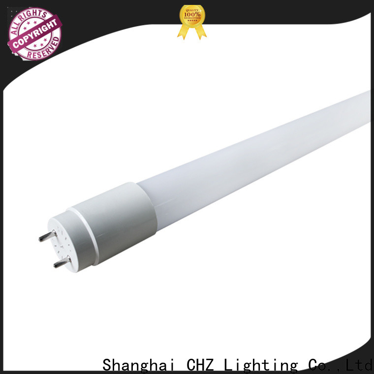 CHZ certificated electric tube light supplier for shopping malls