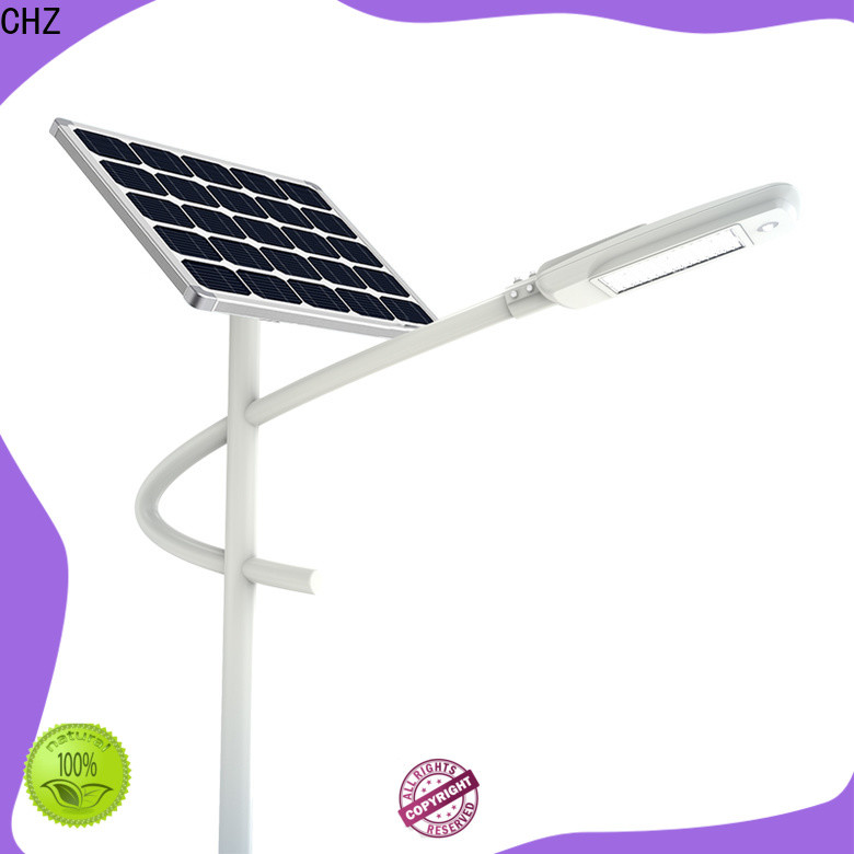 high-quality best solar street lights manufacturer for mountainous