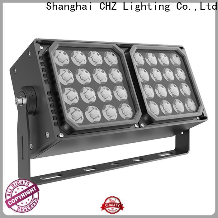CHZ flood lighting manufacturer bulk production