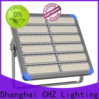 CHZ stadium floodlight suppliers for parking billboards