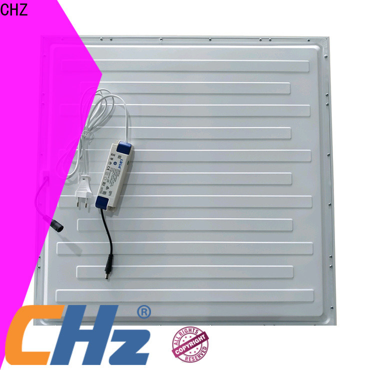 CHZ led panel lamp with good price for museums