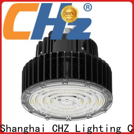 CHZ high bay led lights supplier for large supermarkets