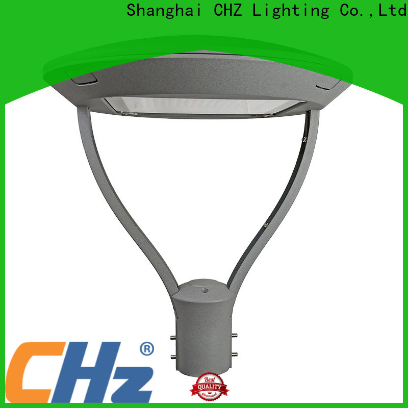 CHZ led garden light inquire now for parking lots