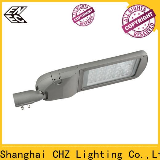 CHZ high-quality street light fixture supplier for parking lots