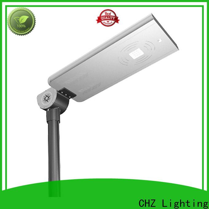 CHZ high quality led solar street lamp inquire now bulk production