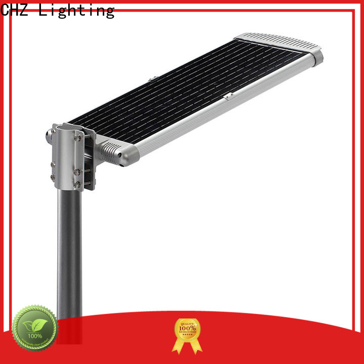 CHZ solar road lighting inquire now for rural