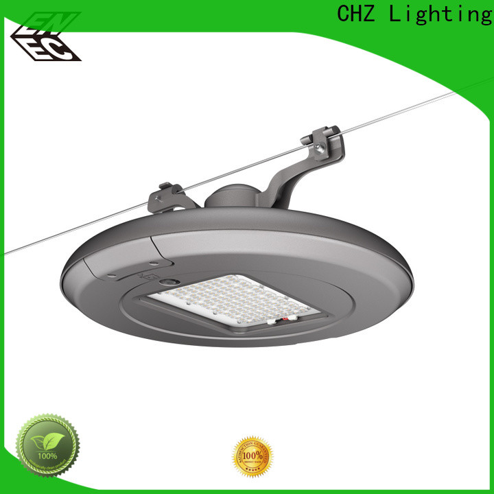 CHZ efficient led street lighting luminairs manufacturer for yard