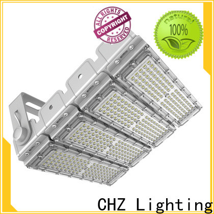 CHZ motion sensor flood lights best manufacturer for lighting project