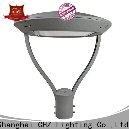 CHZ ENEC approved outdoor garden lighting wholesale for plazas