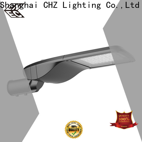 CHZ all in one street light best manufacturer for residential areas for road