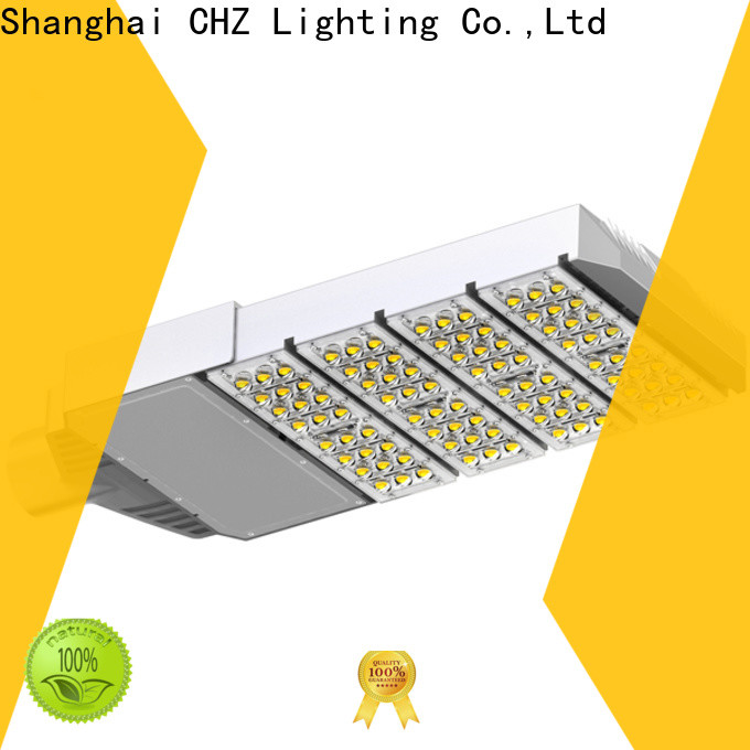 CHZ led street lighting luminairs manufacturer for sale