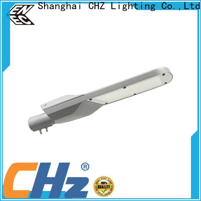 CHZ quality led street lamp factory for park road