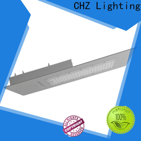 CHZ top quality street lighting fixture from China for residential areas for road