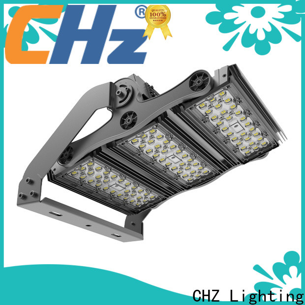 CHZ led outdoor sports lighting wholesale for roadway