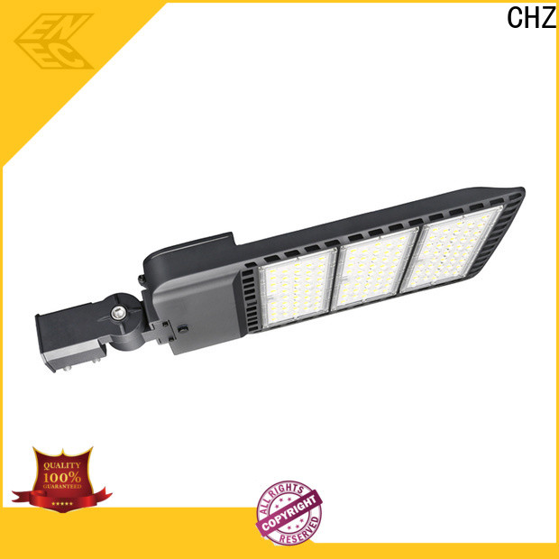 CHZ ENEC approved led street light fixtures factory direct supply for highway