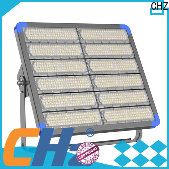CHZ low-cost led indoor sports lighting company for sale