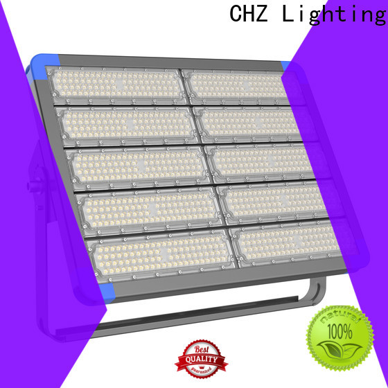 CHZ top selling led high mast lights series used in golf courses