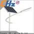 CHZ solar street light price list factory for streets