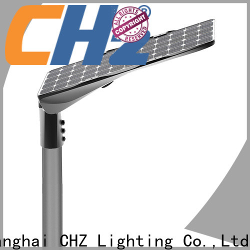 CHZ solar road lamp directly sale for streets