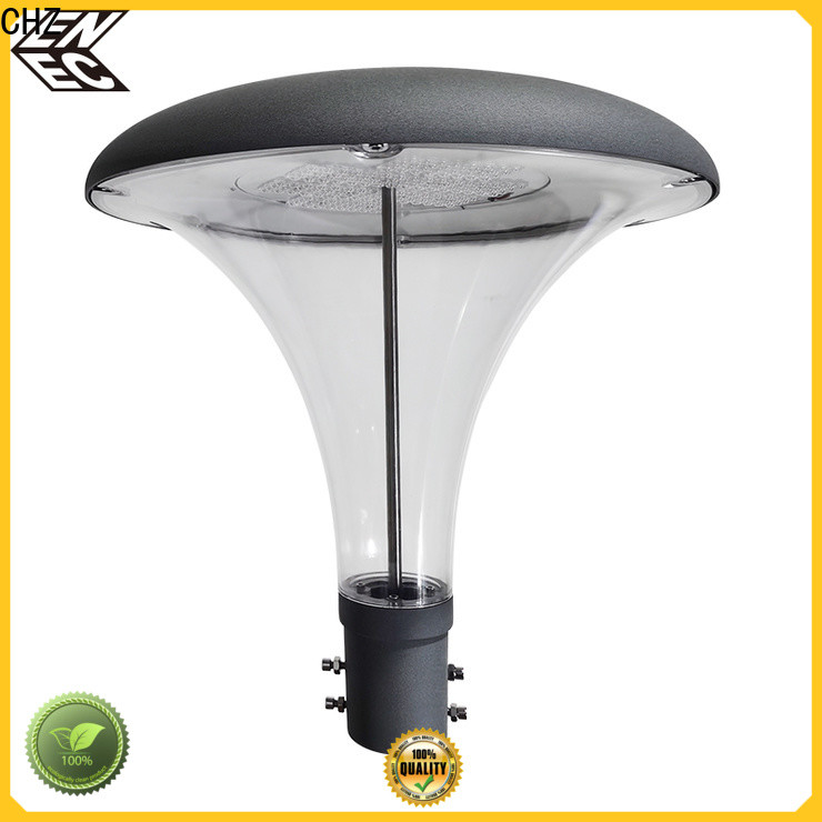 CHZ controllable garden light led from China for parking lots