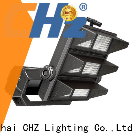 CHZ port light company used in golf courses