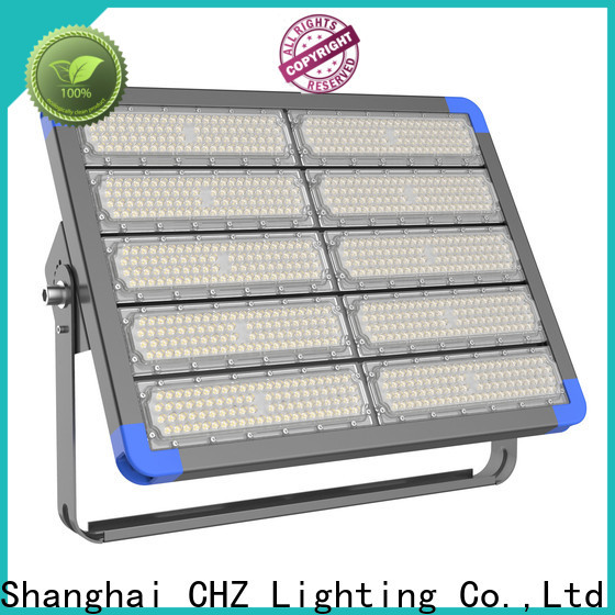 CHZ controllable crane lighting wholesale used in golf courses